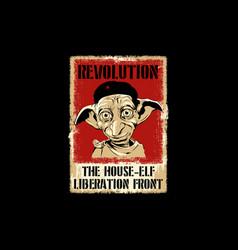 Elf revolution vector