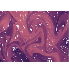 Purple digital marbling elegant marbled vector