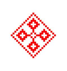 symbol of the mermaid vector image