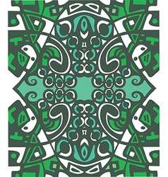 The abstract pattern vector image
