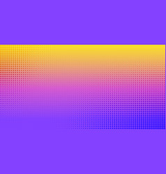 halftone effect background abstract gradient vector image