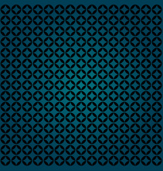 abstract geometric pattern dark blue style pattern vector image