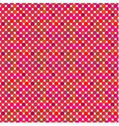 crimson circle pattern background - abstract vector image