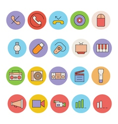 Devices icon 5 vector