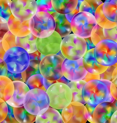 marbles background vector image