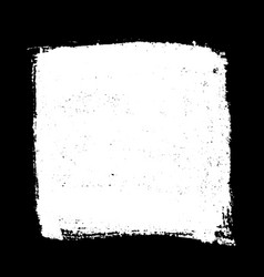 square isolated texture vector image