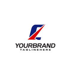 unique logo that forms letter c matches your vector image