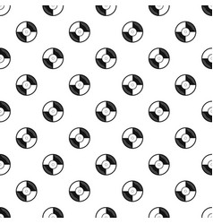 Vinyl record pattern vector