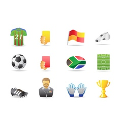 world cup icon vector image