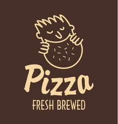 Fresh Pizza vector