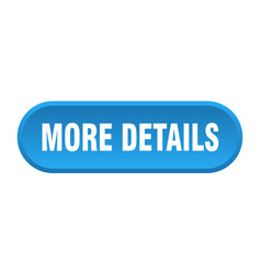 More details button more details rounded blue vector