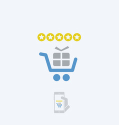 Store rating vector