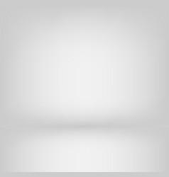 white backdrop studio background vector image