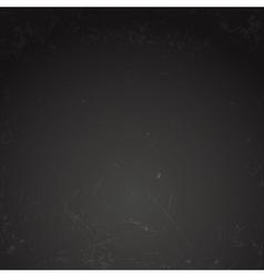 Chalkboard background template vector image