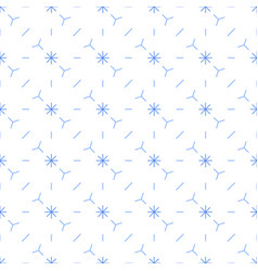 seamless pattern geometric background vector image vector image