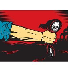 Death is death vector image vector image