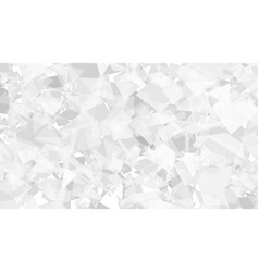 Abstract white and gray modern background vector