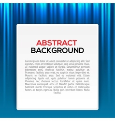 Business abstract backgrond vector image vector image