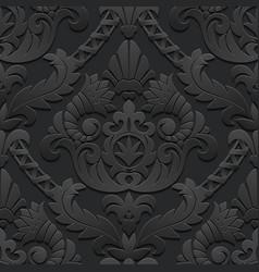 Dark vintage background vector