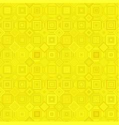 yellow seamless diagonal square pattern - tile vector image