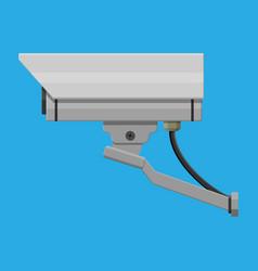 security camera surveillance remote camera vector image