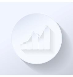 Financial schedules icon vector