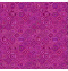 purple abstract diagonal square mosaic tile vector image