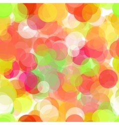 Abstract seamless background with colored vector image