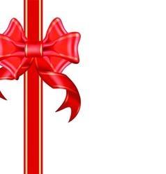 ribbon4 vector image