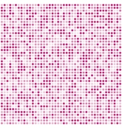 Multicoloured circle tiles Mosaic Eps 10 vector image