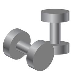 Dumbbells vector