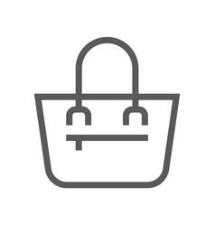 feminine accessories line icon 48x48 vector image
