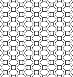 Geometric seamless pattern in arabic style vector