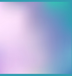 abstract colorful blurred gradient mesh vector image