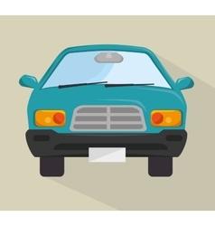 car icon design vector image