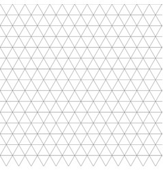 sacred geometry grid graphic deco hexagon pattern vector image