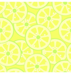 Lime background vector image vector image
