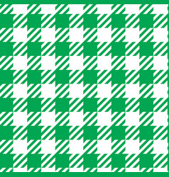 checkered retro background for menu design vector image