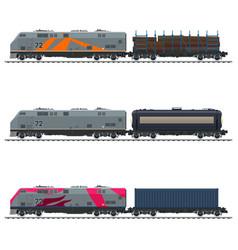 Freight transportation vector