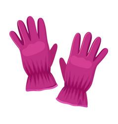 Sport glove iconcartoon icon vector