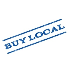 Buy Local Watermark Stamp vector