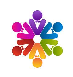 Executive businessman icon vector