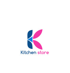 icon for kitchen store vector image