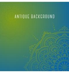Mandala background for any use vector