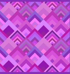 Purple geometrical diagonal square mosaic tile vector