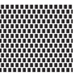 repeatable pattern black squares with gradient vector image