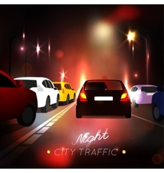 City Traffic Road vector