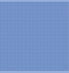 indigo tartan plaid background in seamless vector image