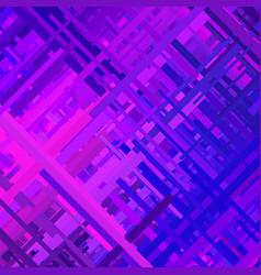 Purple glitch background vector