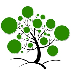 Tree clipart vector